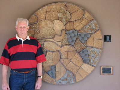 John Roth with Mosaic