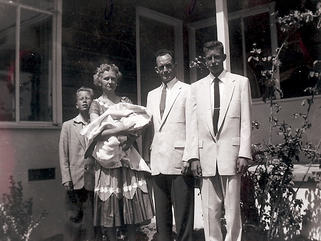 Roth Family, June 1955