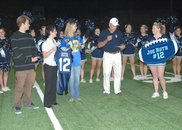 Jersey Retirement GHHS 2