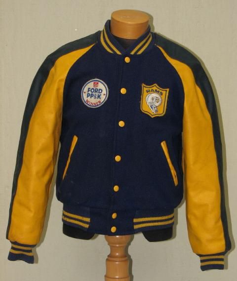 Punt Pass Kick Jacket