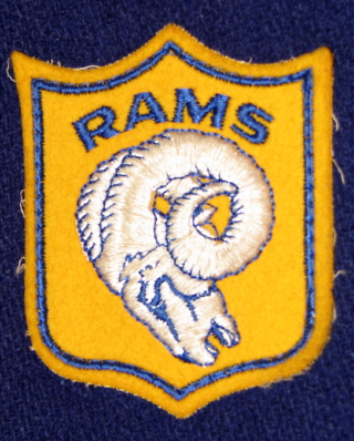 Punt Pass Kick Jacket Ram Logo